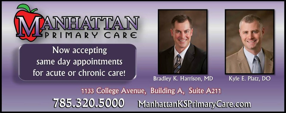 Need a doctor's office in Manhattan, Kansas?