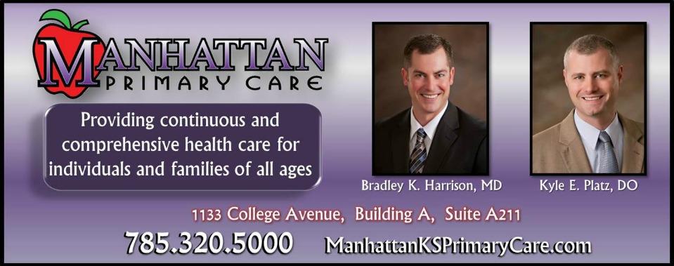 Dr Bradley Harrison MD FAA Physical Kansas